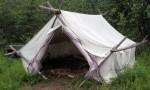 奥日光にて漢のキャンプ